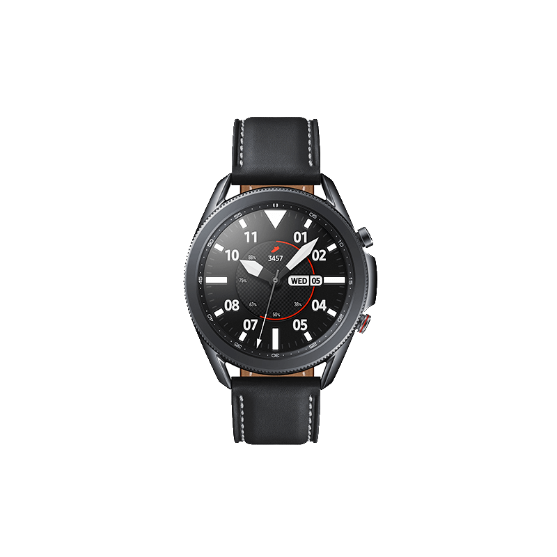Imagem Ilutrativa - Galaxy Watch3 LTE (45mm) Preto